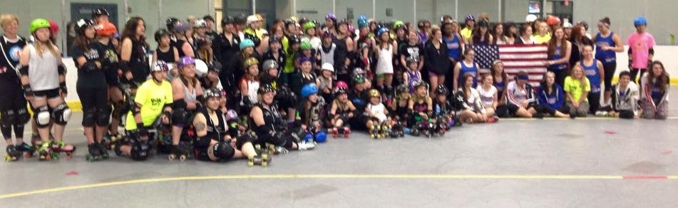 Junior Roller Derby con