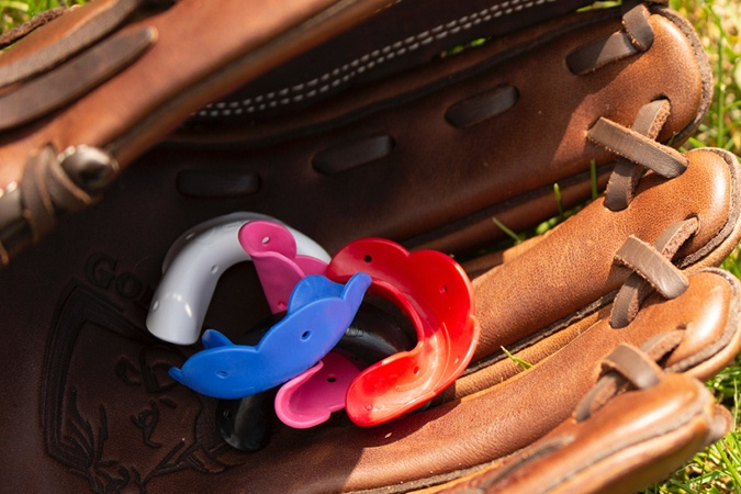 baseball mouth guards