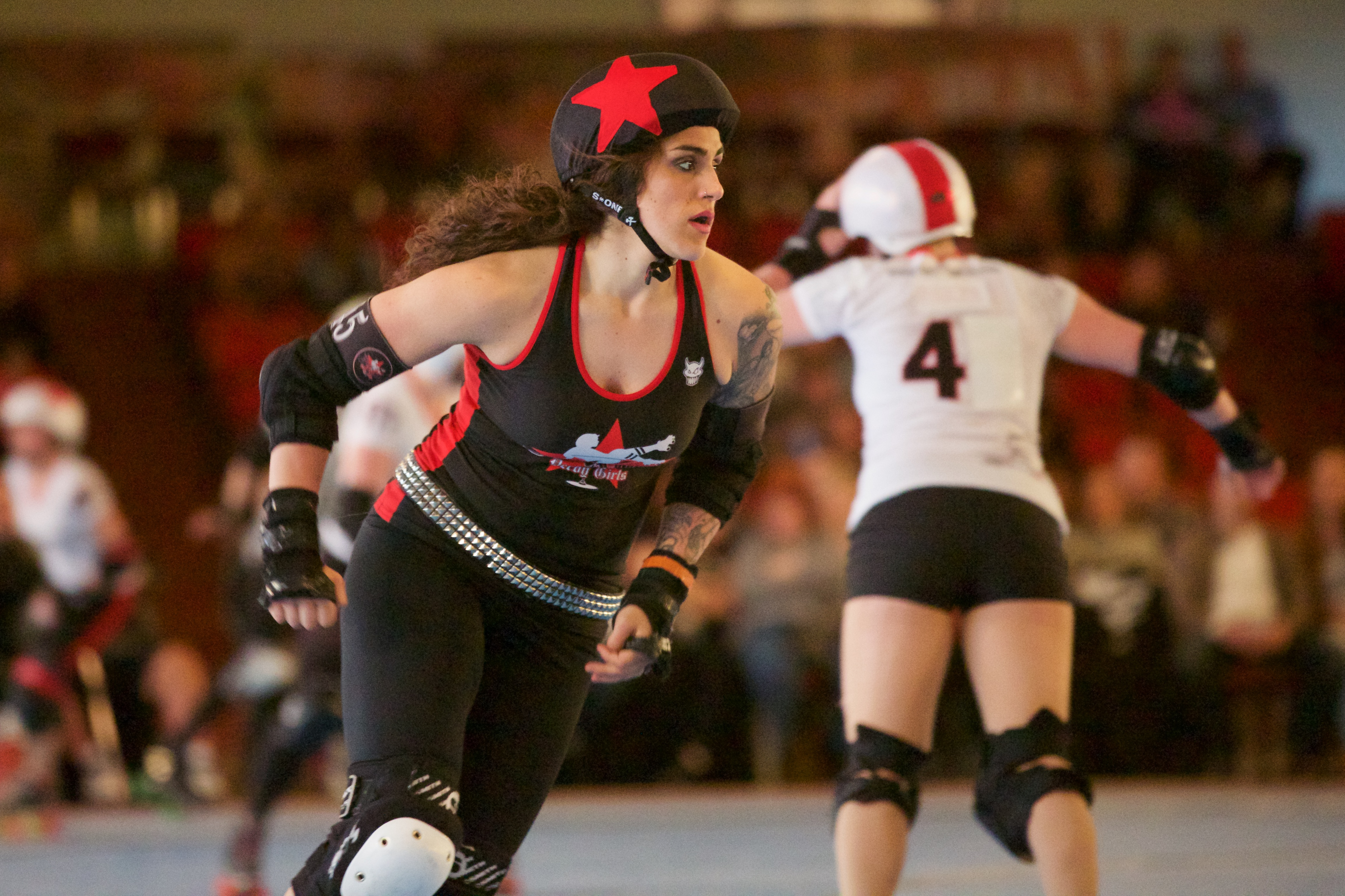 Feta Sleeze Roller Derby