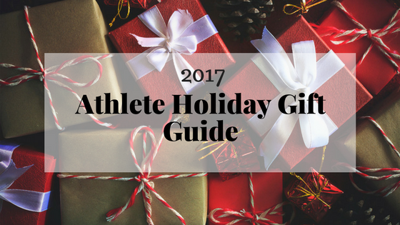 Holiday gift guide for athletes
