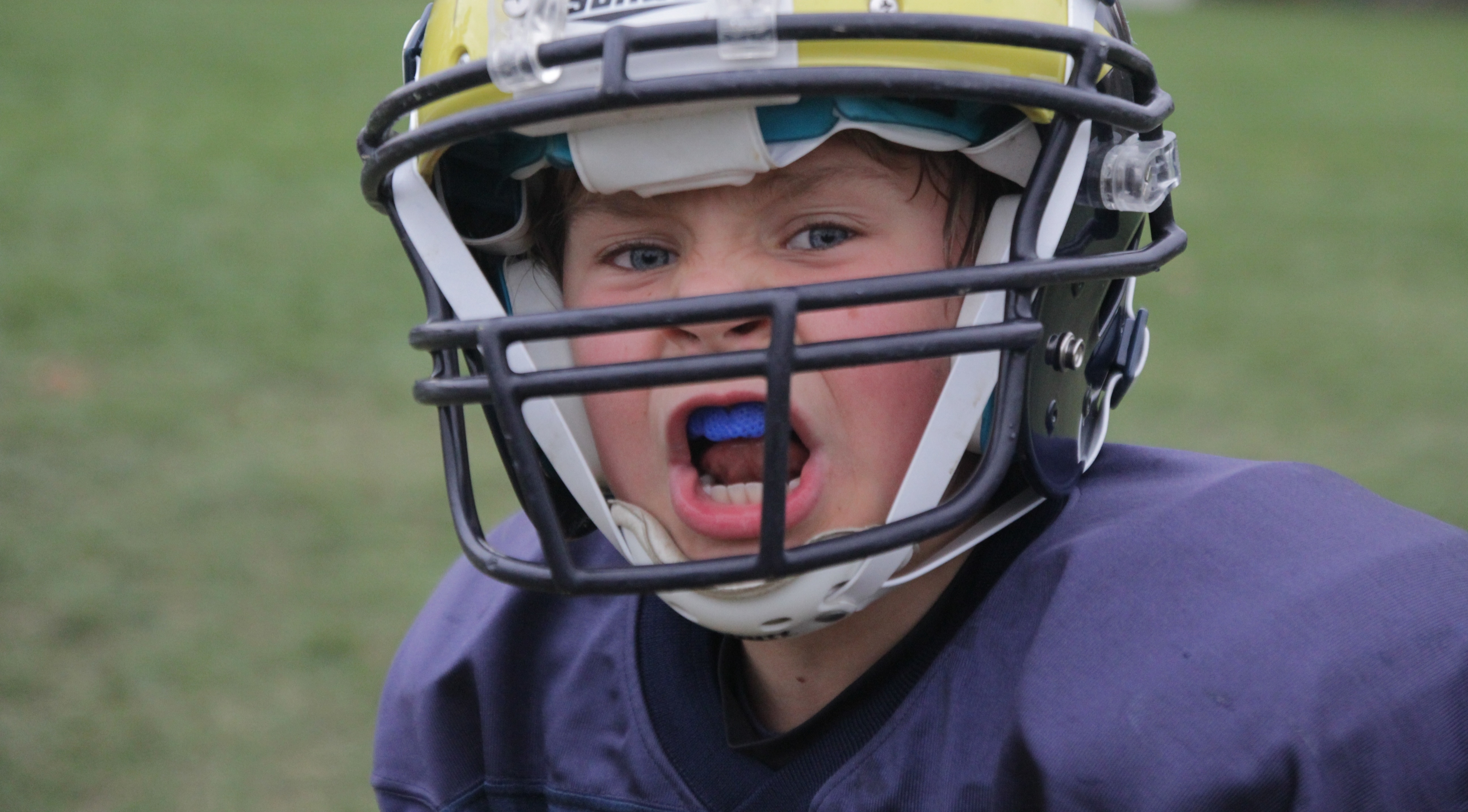 football mouthguard