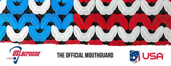 US Lacrosse SISU Mouth guard