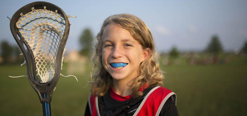 Lacrosse Mouth guard