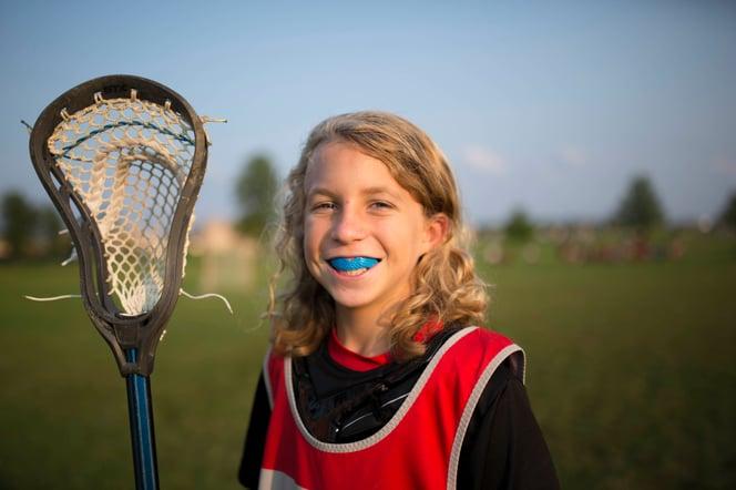 lacrosse mouthguard