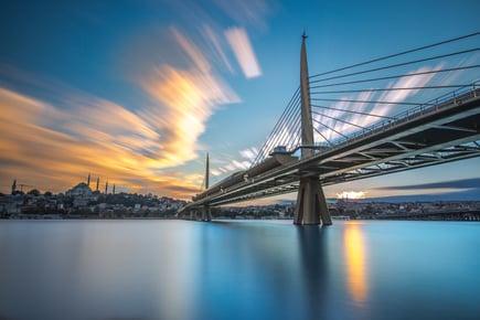 suspension bridge technology