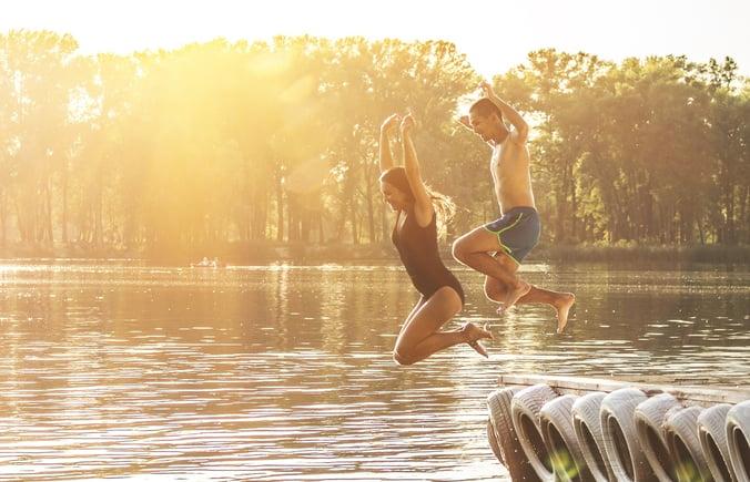 outdoor summer fun safety