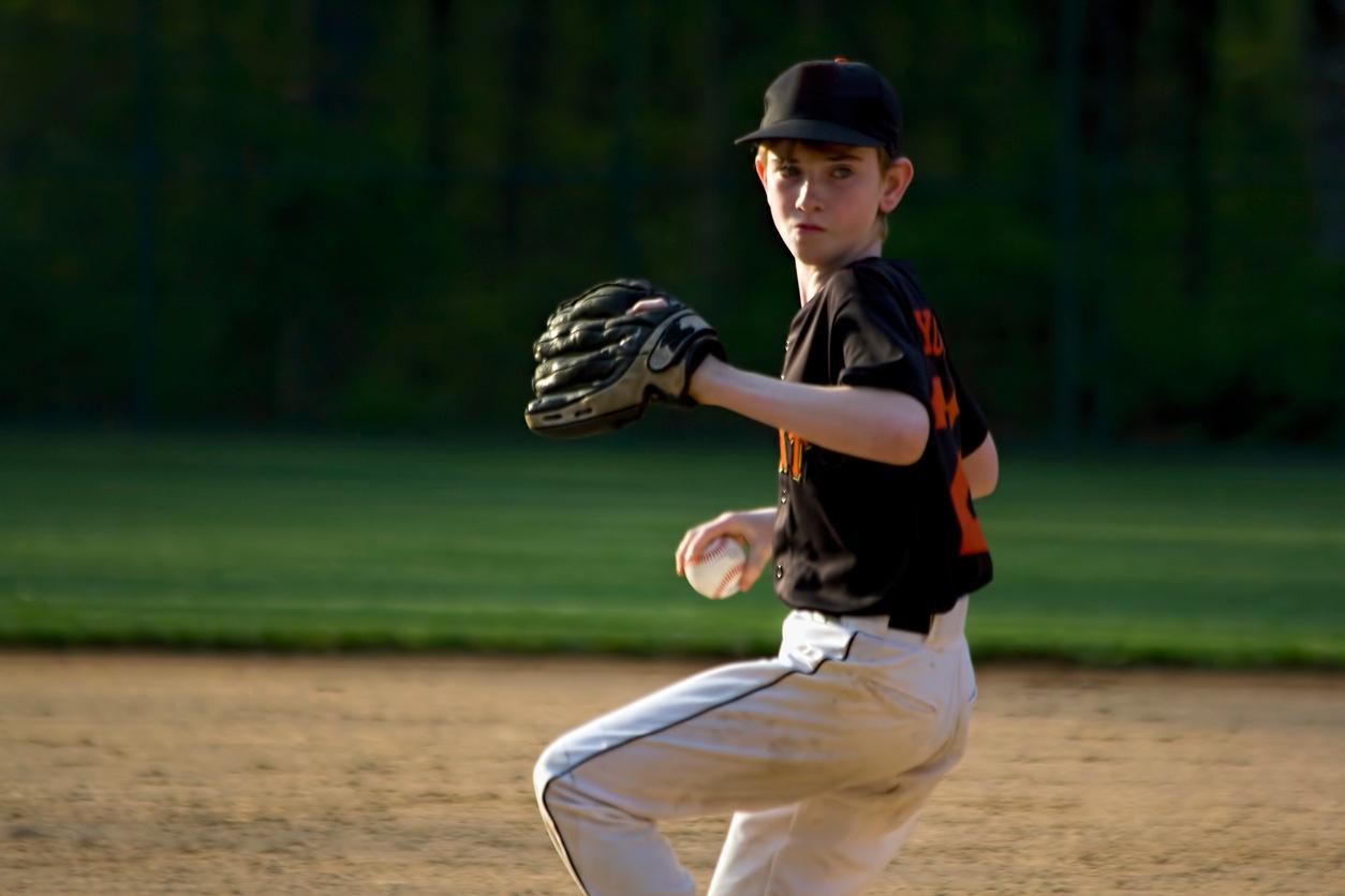 Baseball softball injuries