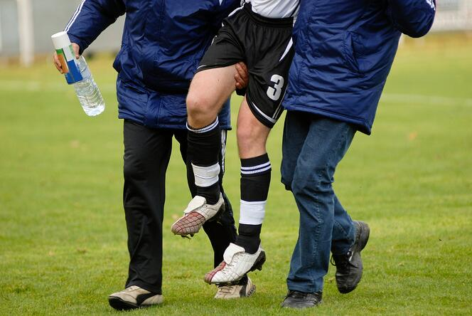 sports injury coach