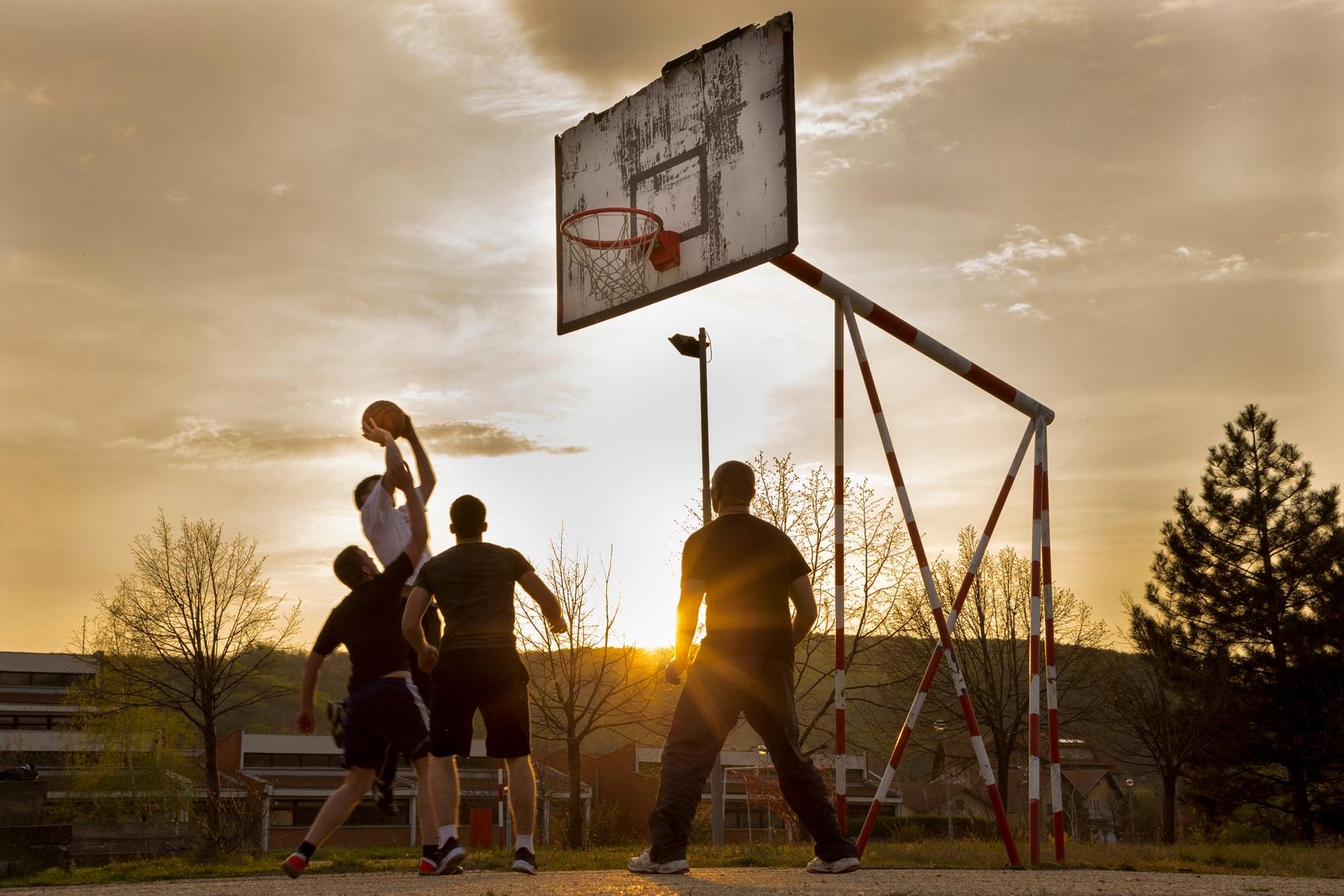 basketball heat illness