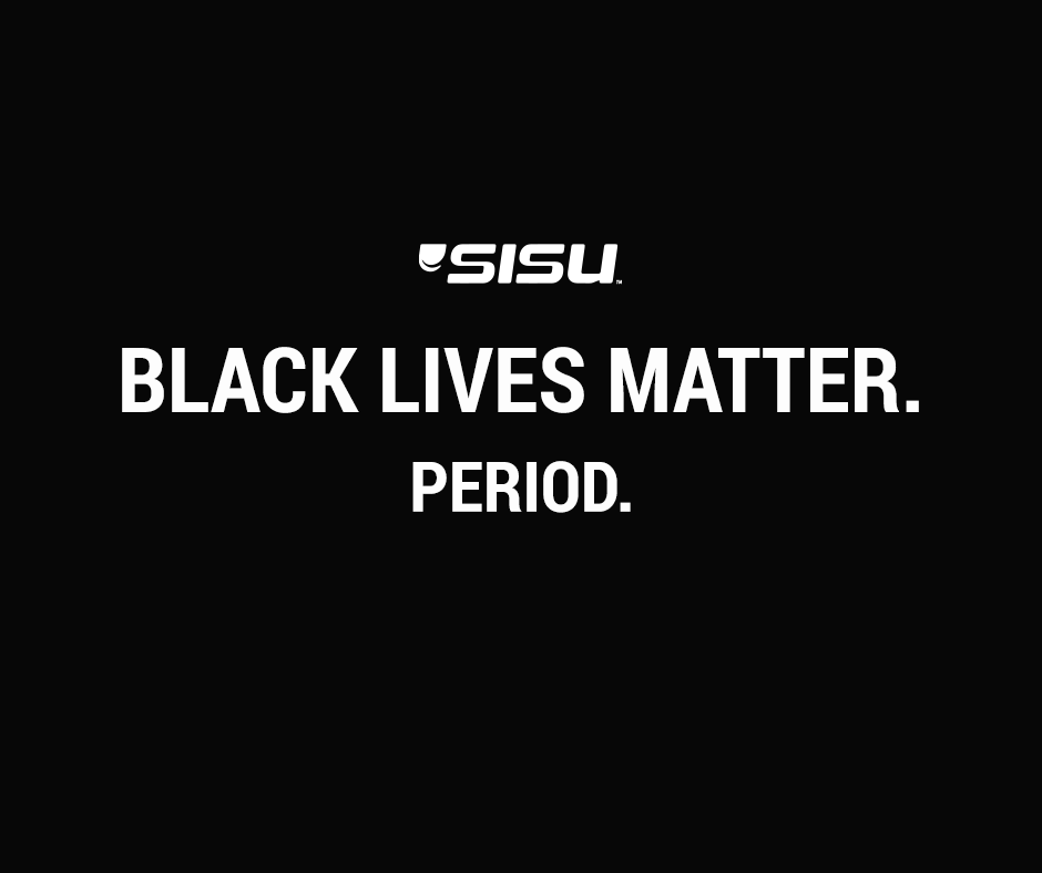 Black Lives Matter. Period.